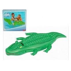 Bestway Opblaasbare Krokodil 167x89cm