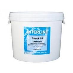 Interline Chloorgranulaat/Chloorpoeder 10 KG