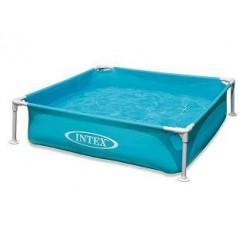 Intex 57173NP Mini Frame Pool Blauw 122x122cm
