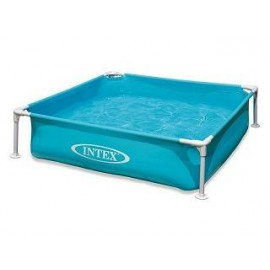 Intex 57173NP Mini Frame Pool Blauw 122x122cm