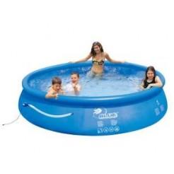 Speedy Pool Zwembad 300x76 cm met Ingebouwde Filterpomp