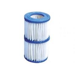 Speedy Pool Filter voor Staande Pomp 1136L 2stuks