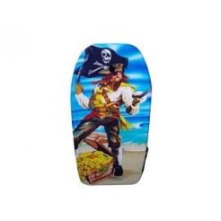 Bodyboard Pirate 83cm