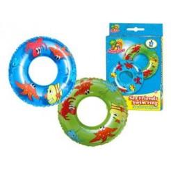 Summertime Seafriends Zwemring 51cm Assorti