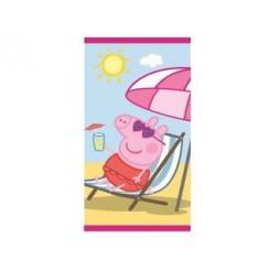 Peppa Pig Beachtowel Handdoek 70x140 cm