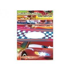 Disney Cars Poncho Handdoek 60x120 cm