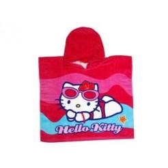 Hello Kitty Poncho Handdoek 60x120 cm