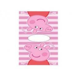 Peppa Pig Poncho Handdoek 60x120 cm