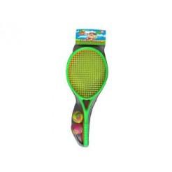 Summertime Water Racket + 2 Splash Ballen